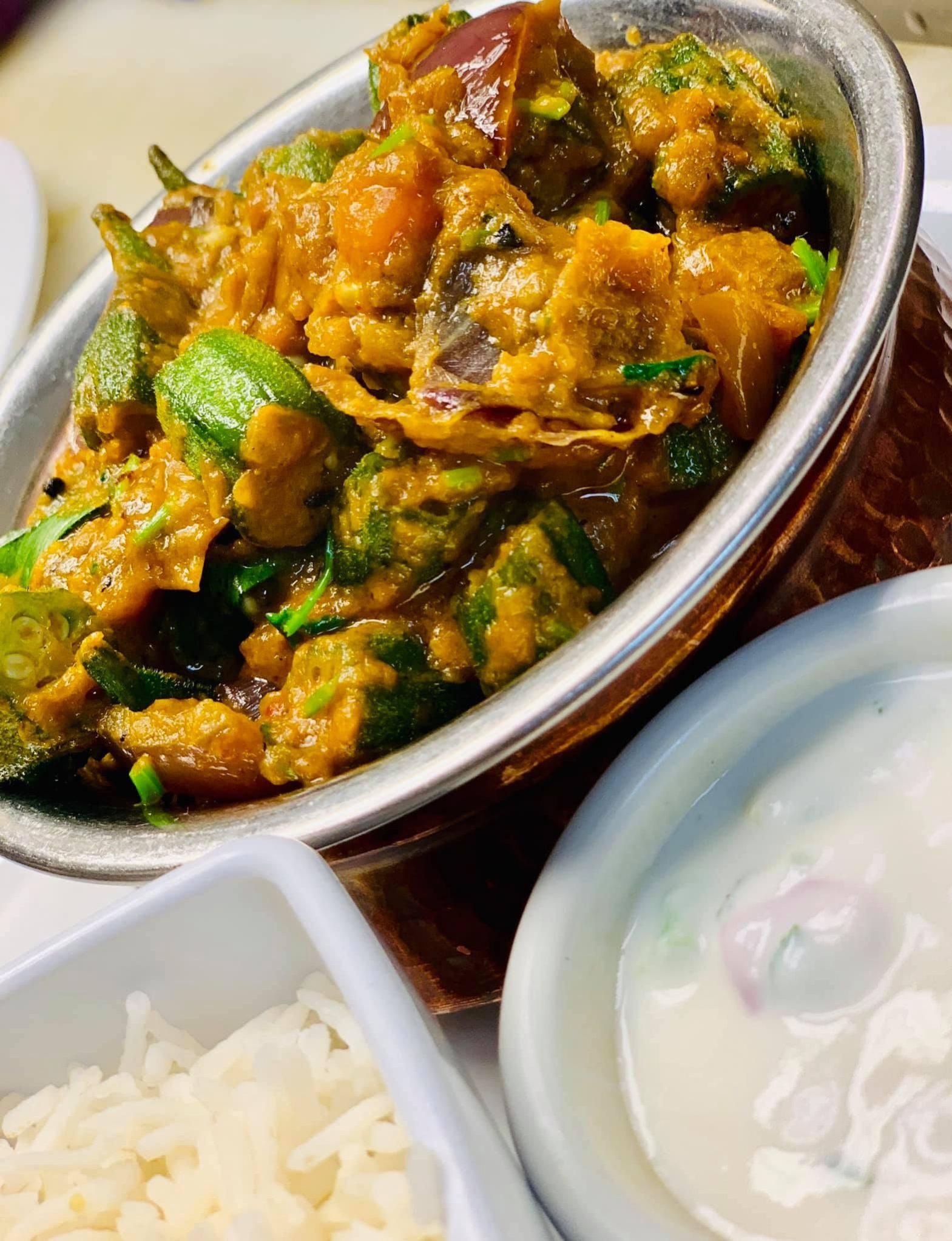 Bhindi(OKRA) Masala