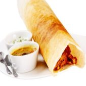 Butter or Ghee Masala Dosa
