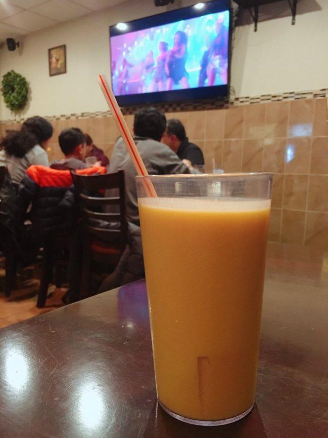 Mango Lassi-cold